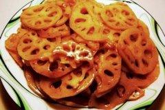 Лотос в качестве пищи